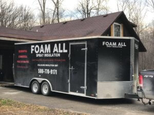Foam All Spray Trailer
