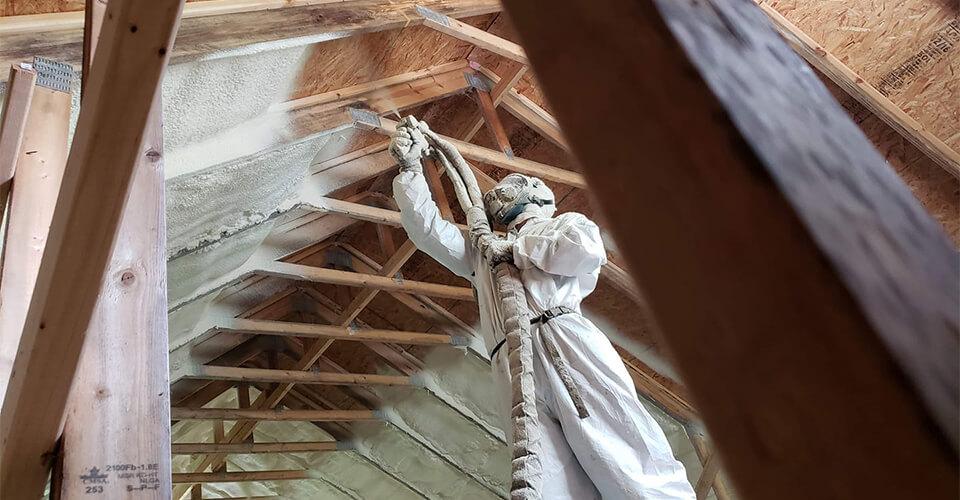 other spray foam insulation