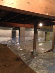 benefits of insulating your crawlspace